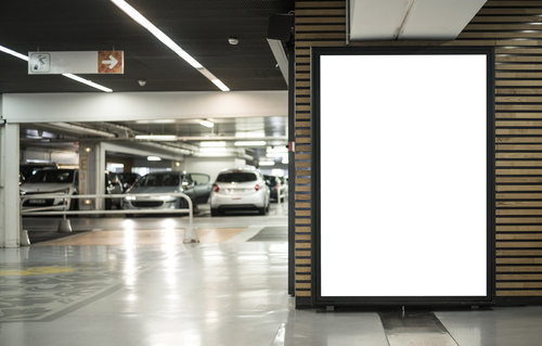 Digital signage at parking lots – Too many benefits to ignore