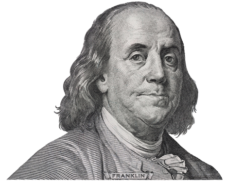 What Benjamin Franklin's 13 Virtues Taught Me About Leading a Company — and 6 Tips All Entrepreneurs Should Practice