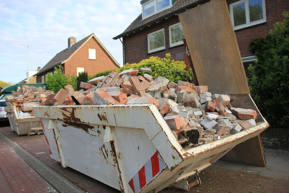 Construction and Demolition Waste Removal